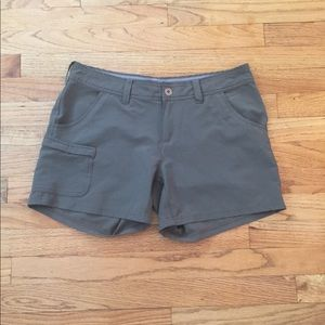 Women's THE NORTH FACE Hiking Trail Shorts Size 8